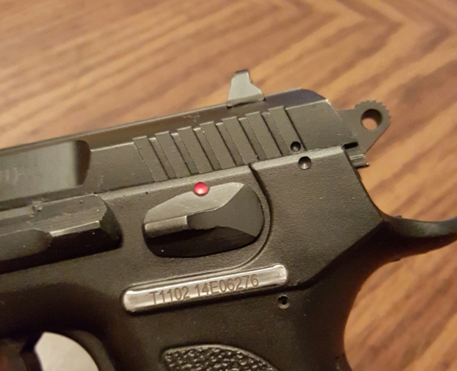 """Sar Arms B6P – An """"Out of the Box"""" Review – thebrucesite"""